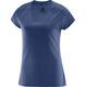 Salomon Ellipse - Camiseta manga corta Mujer - azul